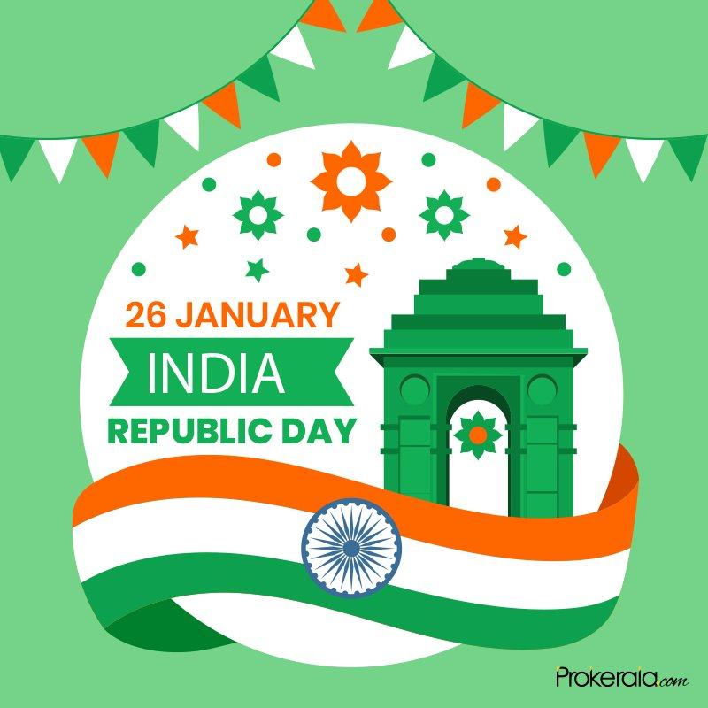 26 Jan 2020 Republic Day wishes for Facebook and Twitter