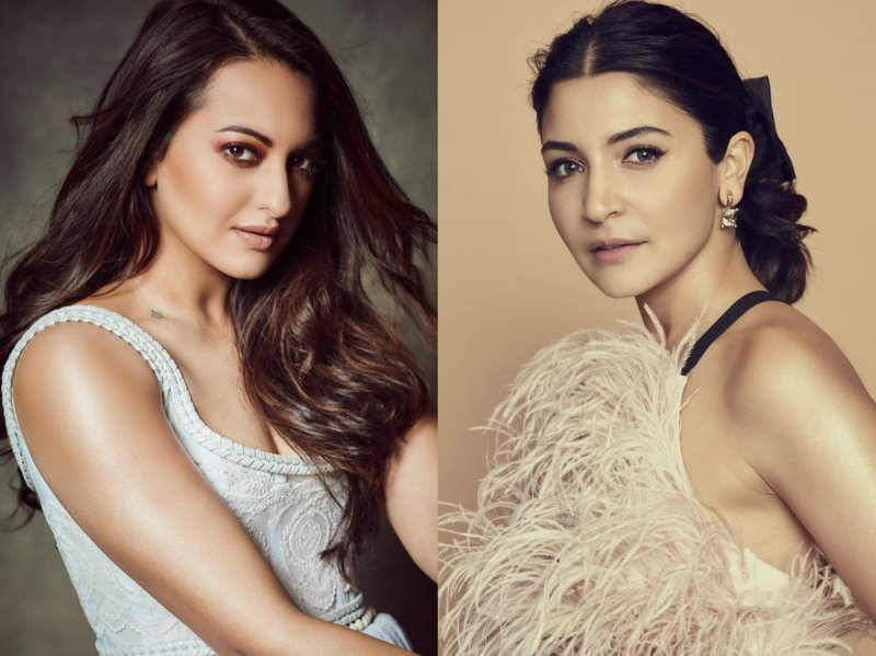 Anushka Sharma and Sonakshi Sinha
