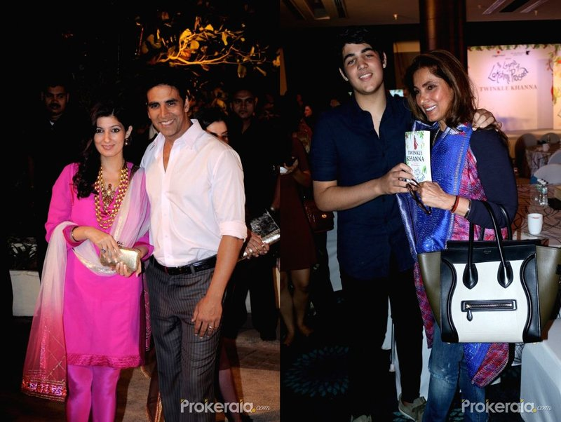Baby Name: Aarav, Nitara|Parents: Akshay Kumar and Twinkle Khanna