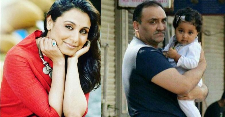 Baby Name : Adira|Parents: Rani Mukerji and Aditya Chopra