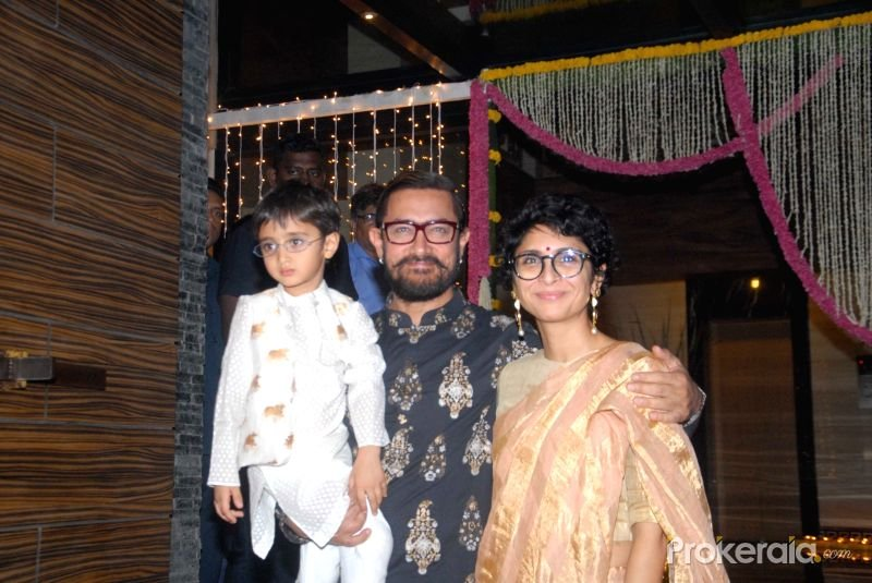 Baby Name: Azad |Parents: Aamir Khan and Kiran Rao