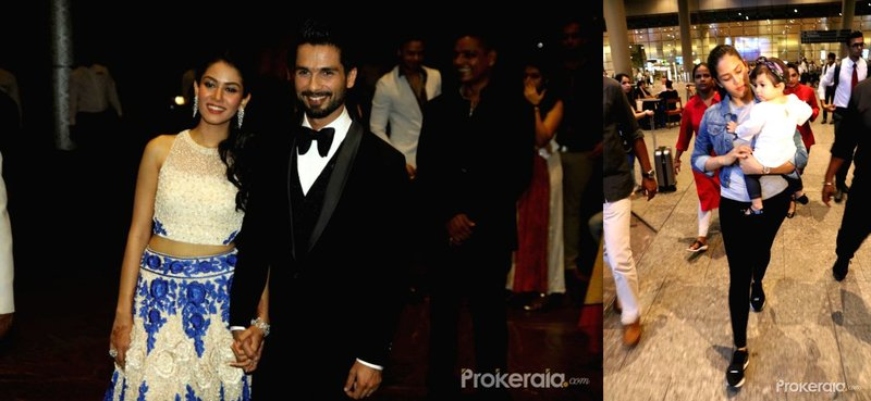 Baby Name:Misha|Parents:Shahid Kapoor and Mira Rajput