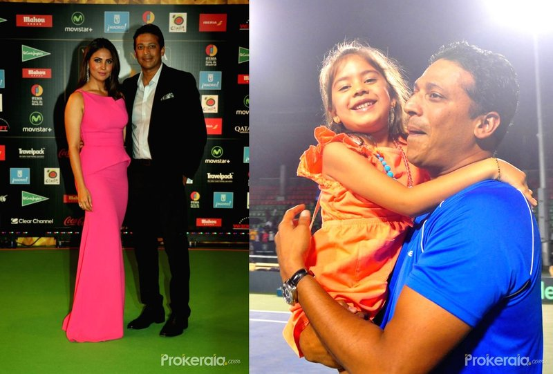 Baby Name:Saira|Parents:Mahesh Bhupathi and Lara Dutta
