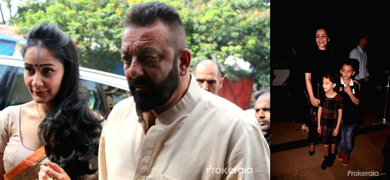 Baby Name: Shahraan, Iqra | Parents: Sanjay Dutt and Manyata