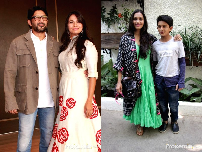 Baby Name: Zeke Zidaan,Zene Zoe| Parents: Arshad Warsi and Maria Goretti