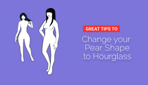 Five tips to get hourglass shape body