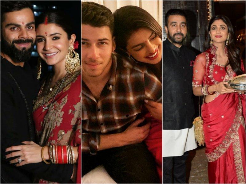 Bollywood celebs observed Karwa Chauth