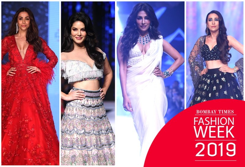 Bombay Times Fashion Week 2019.