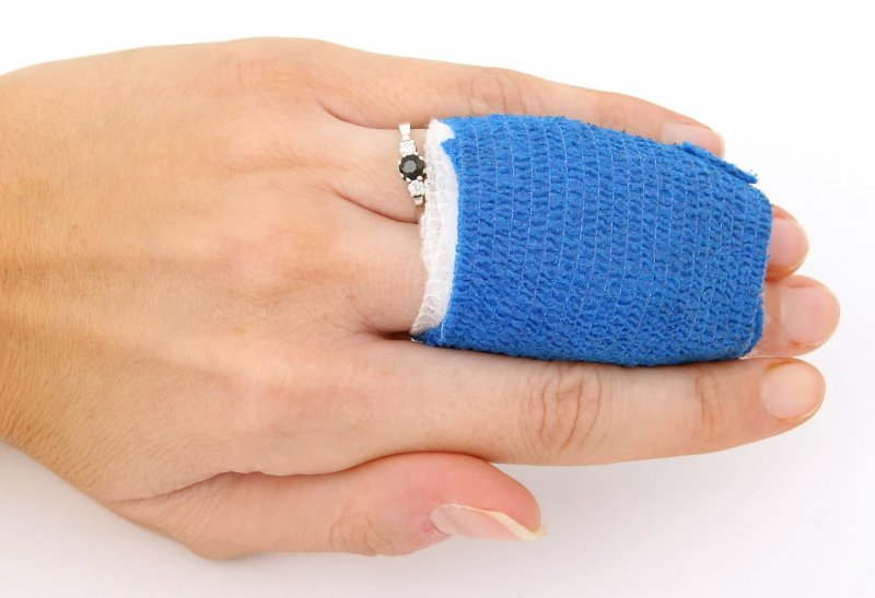 healing wound bandage medical research