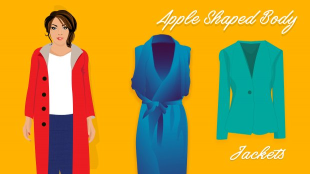 Apple Shaped Body : Dressing Tips