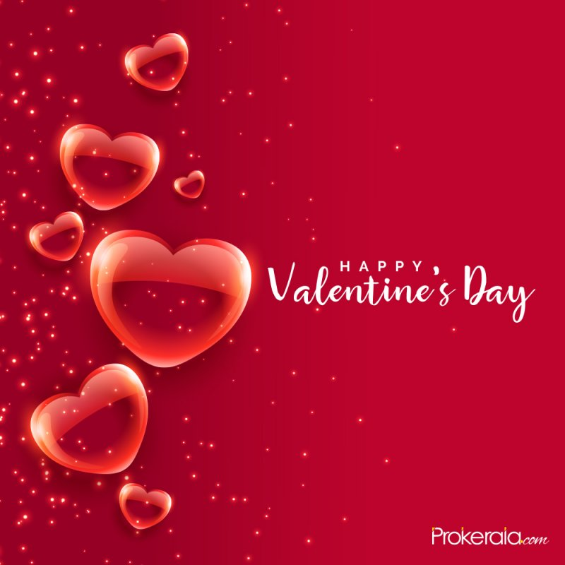 Love images for Valentine Day special social media posts