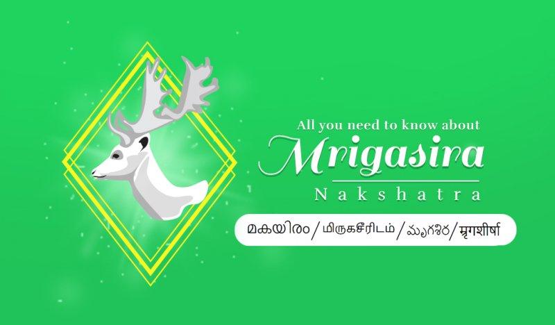 Mrigashirsha Nakshatra | Mrigashirsha Birth Star | Mrigashirsha