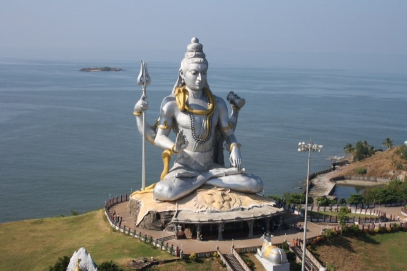 Murudeshwara Temple Shiva Statue