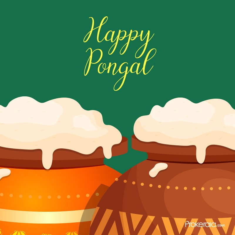 Sweet Pongal images for Pongal greeting cards