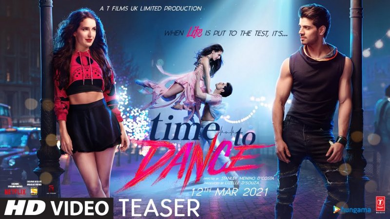 Sooraj Pancholi and Isabelle Kaif starrer Time To Dance teaser is out