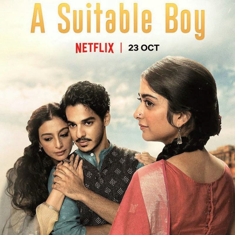 A Suitable Boy poster