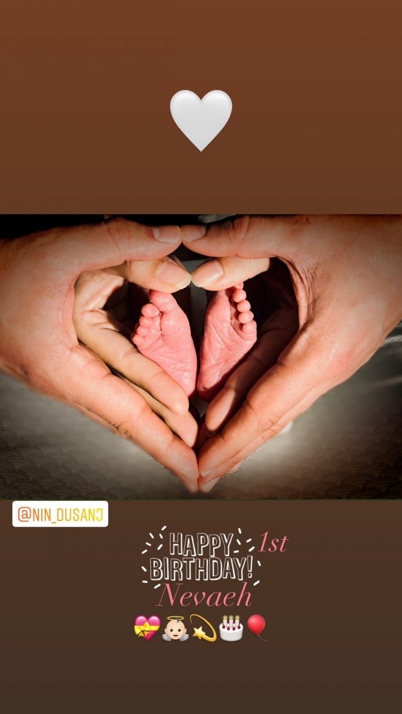 Aftab Shivdasani wishes 'Happy 1st Birthday' to daughter Nevaeh
