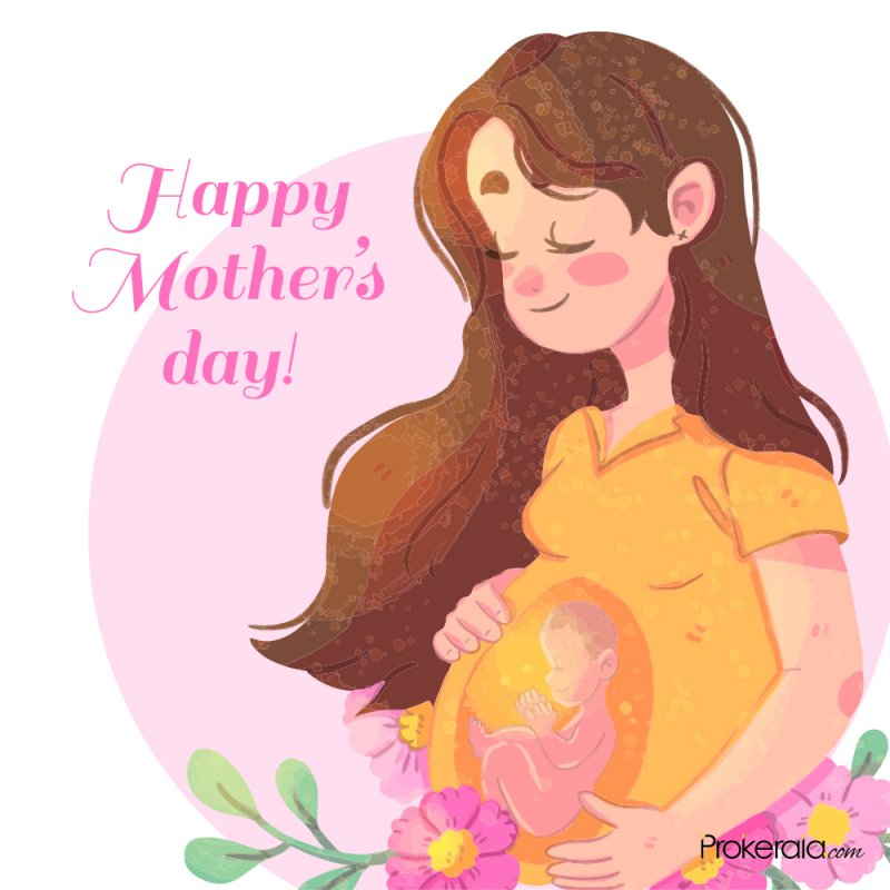Celebrate motherhood on mothers day