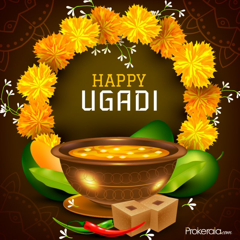 Celebrate Yugadi with loved ones