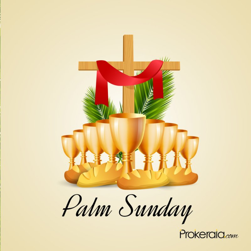 Happy Palm Sunday greetings