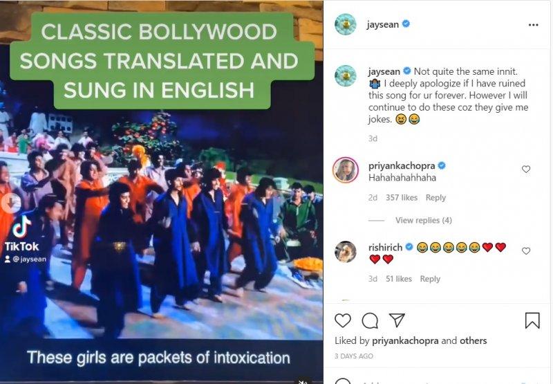 Jay Sean's hilarious English translation of 'Mehendi Laga Ke Rakhna' song