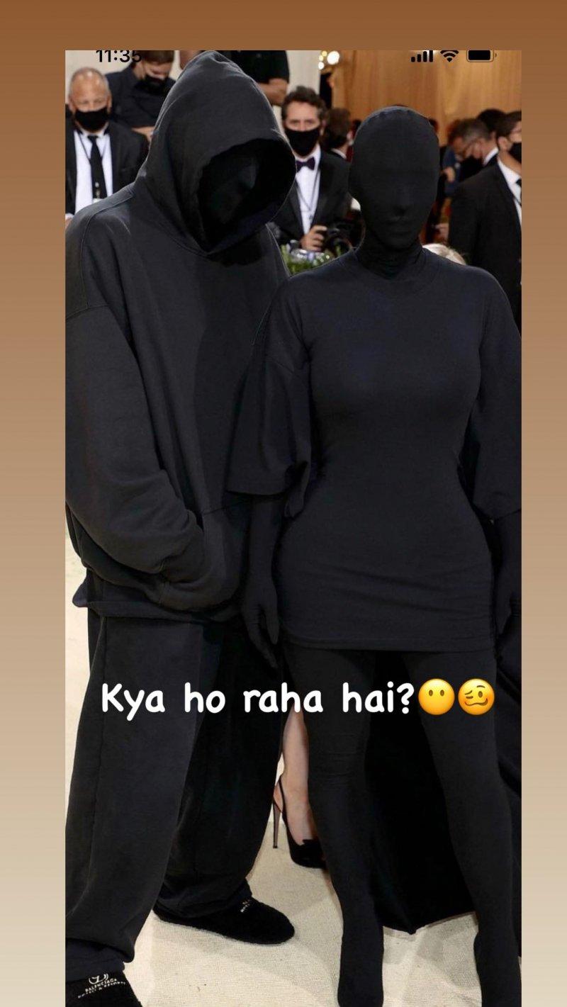 Kareena Kapoor shocked to see Kim Kardashian's Met Gala 2021 look