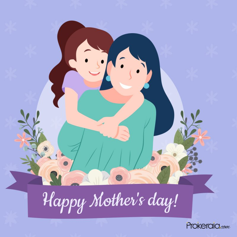 Mothers Day stickers for Whatsapp