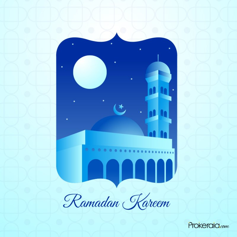 Ramadan holy time for Muslims