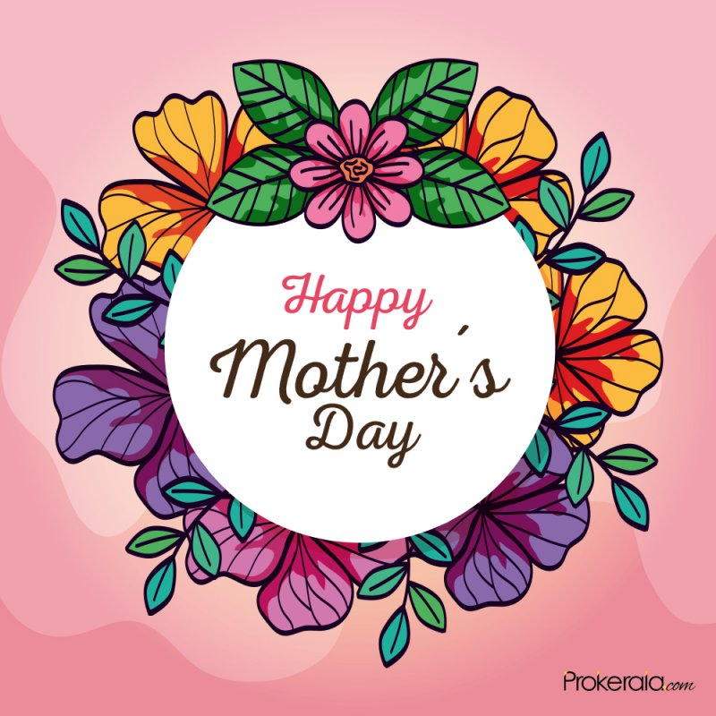 Send Mothers Day sticker