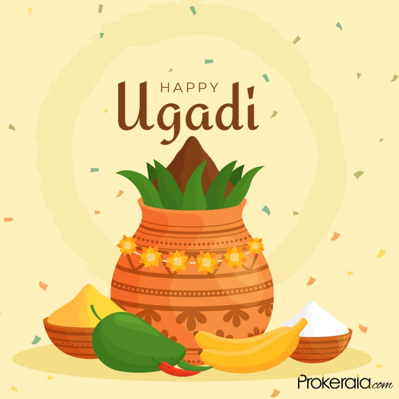 Ugadi Facebook posts to share online