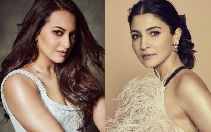 Anushka Sharma and Sonaks
