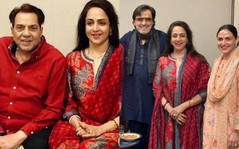 Hema Malini celebrates bi