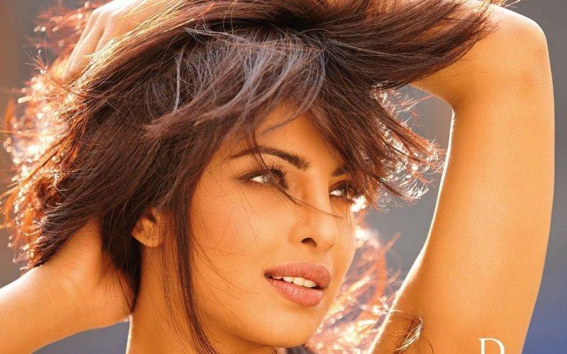 Priyanka Chopra spreads m
