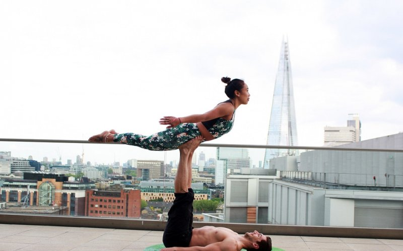 Yoga is Much More than ju