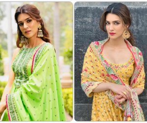 Sizzling hot Kriti Sanon makes your jaws drop in these radiant outfits