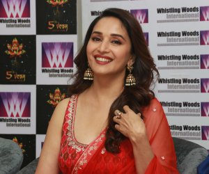Madhuri Dixit channels he