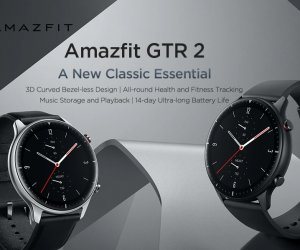 Amazfit GTR 2 to be unveiled in India on December 17 followed by Amazfit GTS 2 and Amazfit GTS 2 mini