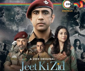 Amit Sadh starrer Jeet Ki Zid is now streaming at Zee5