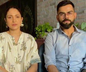 Anushka Sharma and Virat Kohli start Covid fundraiser, contribute Rs 2cr