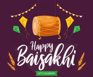 Happy Baisakhi 2020 Whatsapp status video for free download, wishes, stickers and Vaisakhi images