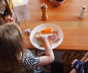 Food talks: The very stressful art of feeding children