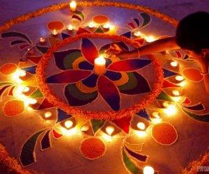 Diwali 2019 Rangoli Desig