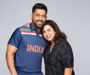 What A Shot! Farah Khan on what's it like directing M.S. Dhoni