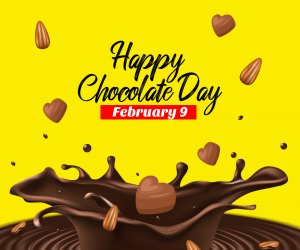 Happy Chocolate Day 2020: Love Whatsapp Status Posts, wishes, to add more sweetness to your Valentine's Day
