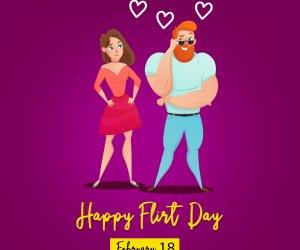 Happy Flirt Day 2020: How would you make the Anti- Valentine week a bit more fun?