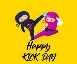 Heard About the Anti- Valentine Happy Kick Day 2020?