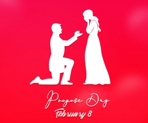 Happy Propose Day 2020: Heart Touching Whatsapp Status videos, proposal wishes to make your Valentine extra special