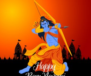 Happy Ram Navami 2020 wishes, messages, stickers to share on April 2, 2020