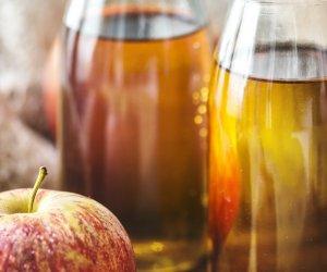 homemade apple wine