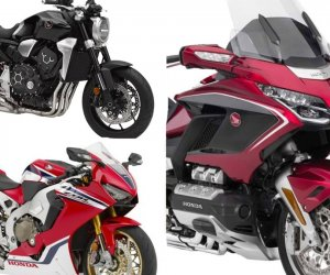 2019 Honda CB1000R+, Gold Wing and CBR1000RR bookings, dealers and on road price in India